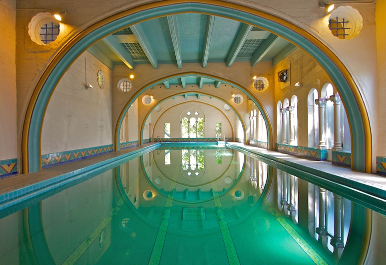 Berkeley City Club, Berkeley, Pool