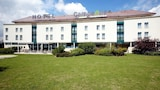 Choose This Mid-Range Hotel in Bussy-Saint-Georges