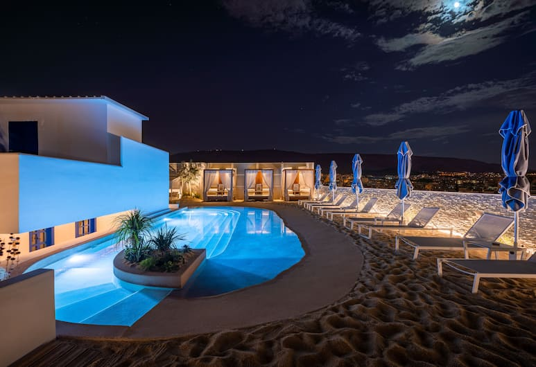 Airotel Alexandros Hotel, Athen, Außenpool