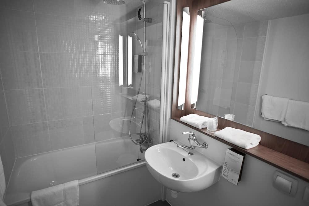 Next Generation, Chambre Standard, 1 lit double - Salle de bain