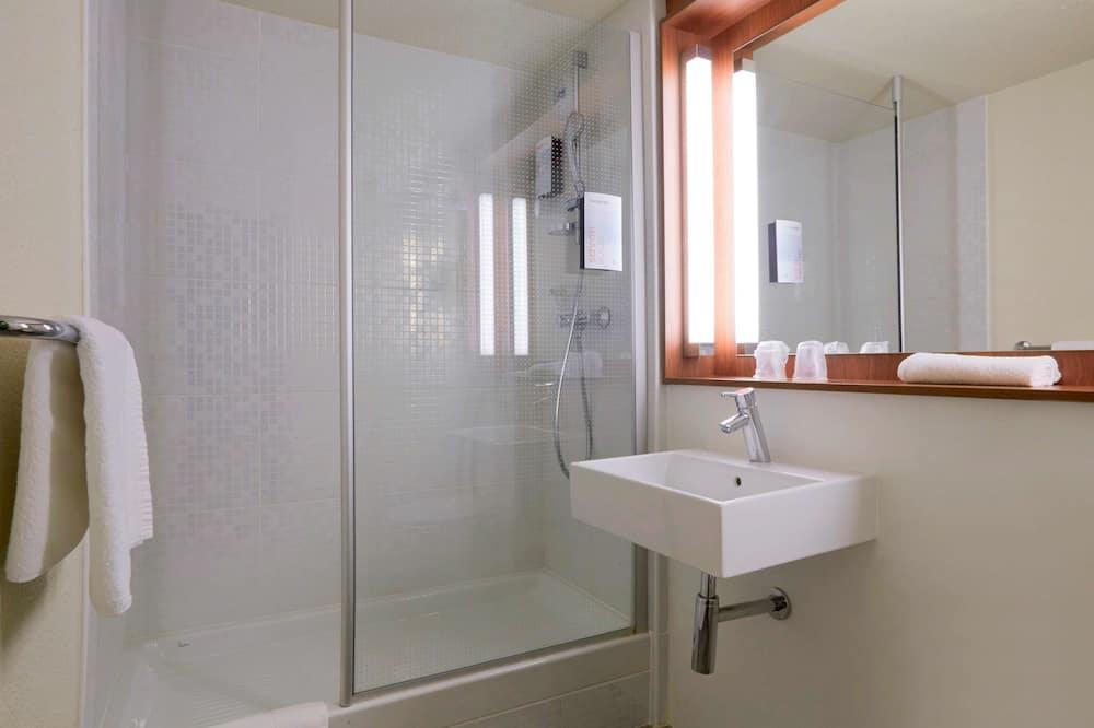 Next Generation, Junior Room, 1 Double Bed - Bathroom