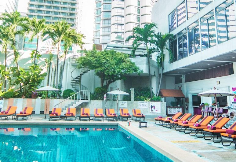 アンバサダー バンコク ホテル, バンコク, 屋外プール