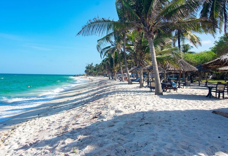 جاكاراندا إنديان أوشن بيتش ريزورت, شاطئ دياني, الشاطئ
