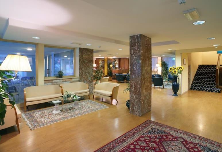 Hotel Biancamano, Rimini, Lobby Sitting Area