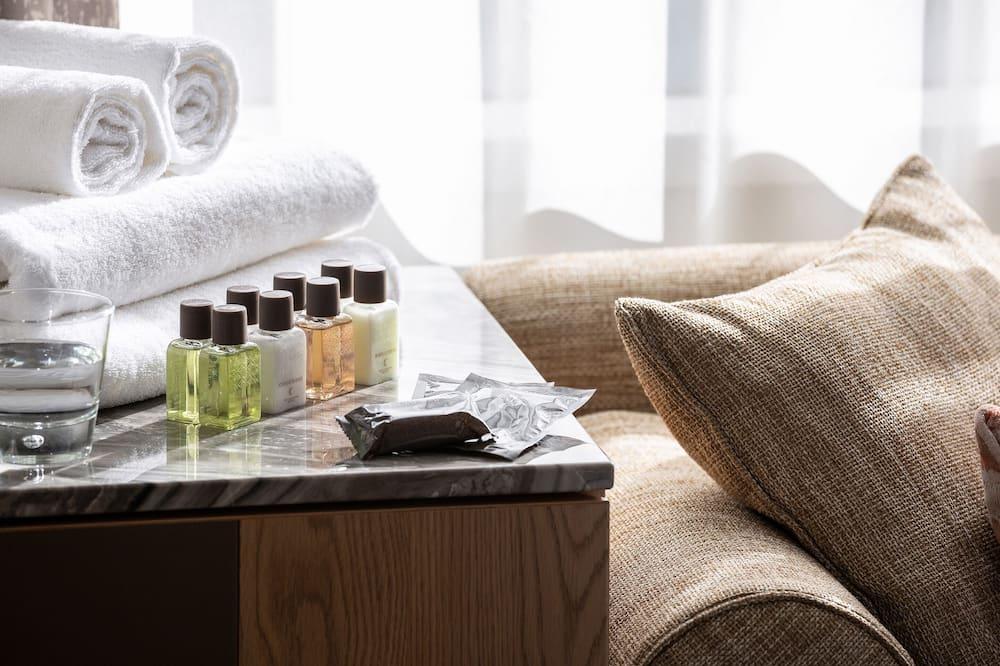 高級雙床房, 非吸煙房 - 浴室設施