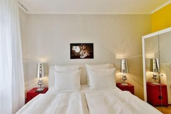프랑크푸르트의 더 스위트 호텔 가든 사진