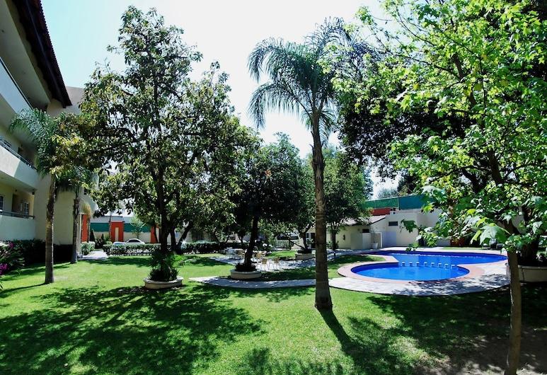 Áurea Hotel & Suites, Zapopan, Khuôn viên nơi lưu trú