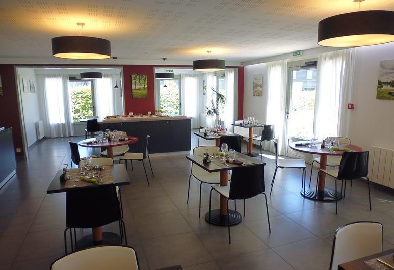 Best Hotel Mayenne, Mayenne, Restaurant