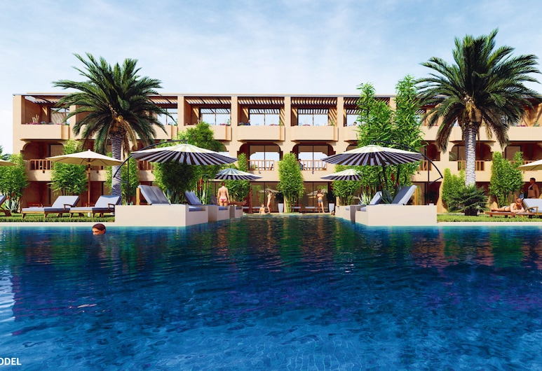 Riu Tikida Garden - Adults Only - All Inclusive, Marrakech, Pool