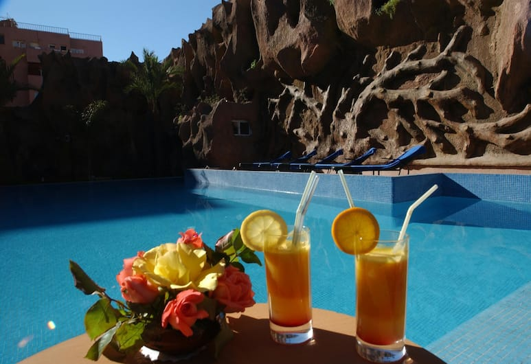 Imperial Holiday Hôtel & spa, Marrakech, Basen odkryty