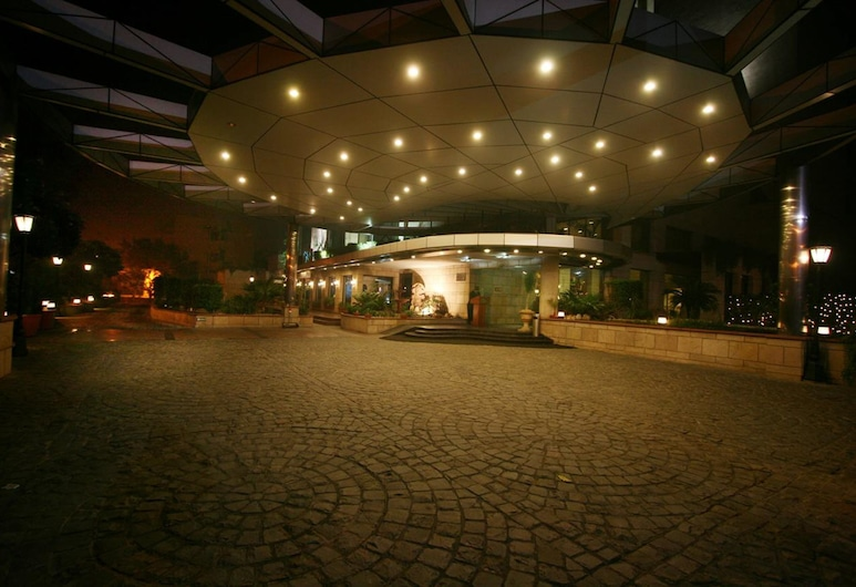 Hotel City Park, New Delhi, Ulaz u hotel