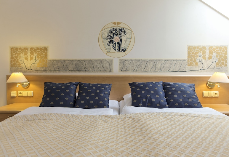 Hotel Tivoli Prague, Praha, Dobbeltrom – standard, Gjesterom