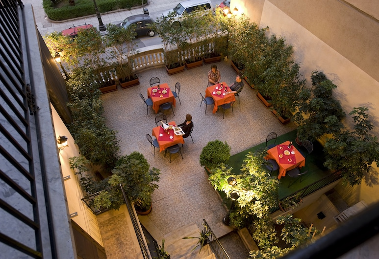 Hotel Joli, Palerme, Balcon