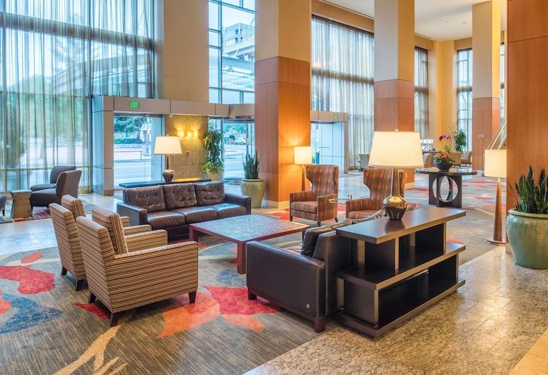 Hilton Vancouver Washington, ונקובר, לובי