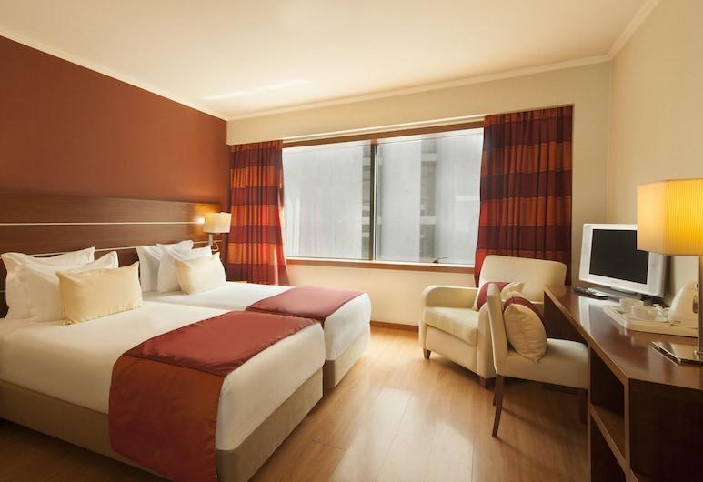 TURIM Europa Hotel, Lisbon, Twin Room, Guest Room