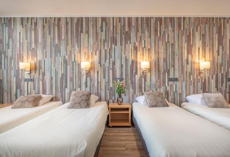 Hotel Milano, Rotterdam, Štvorlôžková izba, Hosťovská izba