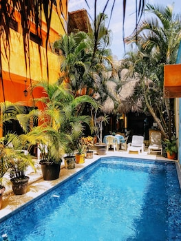 תמונה של Casita de Maya Boutique Hotel בCozumel