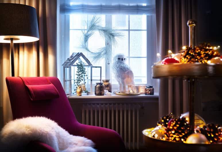 Sorell Hotel Rigiblick, Zurych, Pokój dwuosobowy typu Exclusive, Powierzchnia mieszkalna