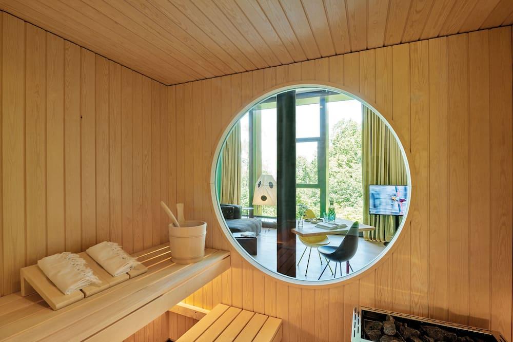 Spa Suite (Clariden & Speer) - Bathroom