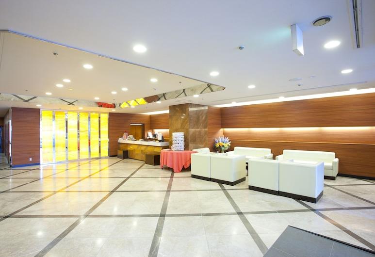 Pearl Hotel Kayabachou, Tokyo, Lobby