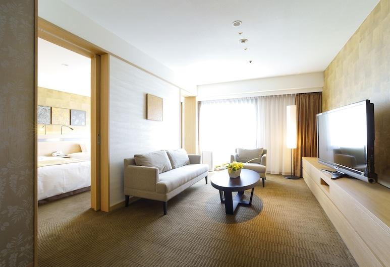からすま京都ホテル, 京都市, デラックスツインルーム 禁煙, 部屋