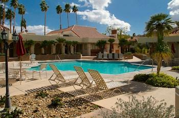 Selline näeb välja The Oasis Resort, Palm Springs