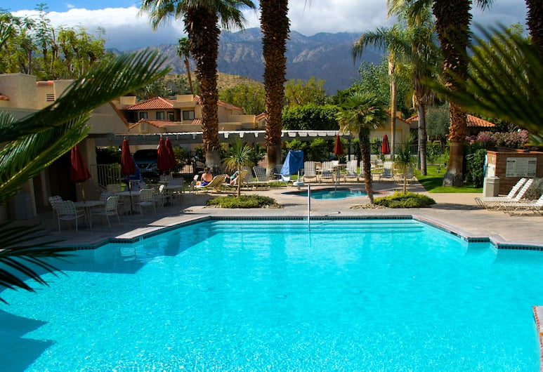 The Oasis Resort, Palm Springs, Outdoor Pool