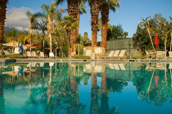 Mynd af The Oasis Resort í Palm Springs