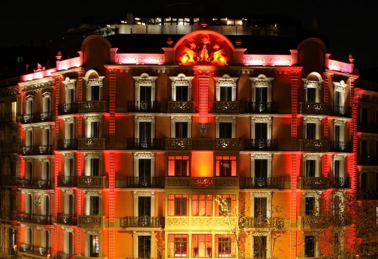 Cram Hotel, Barcelona, Exteriör