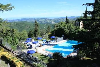 Obrázek hotelu Villa Sant'Uberto Country Inn ve městě Radda in Chianti