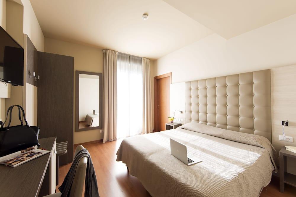 Dvojlôžková izba - Výhľad z hosťovskej izby