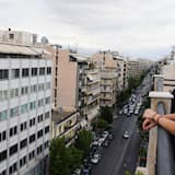 Kamar Double atau Twin Superior - Pemandangan Balkon
