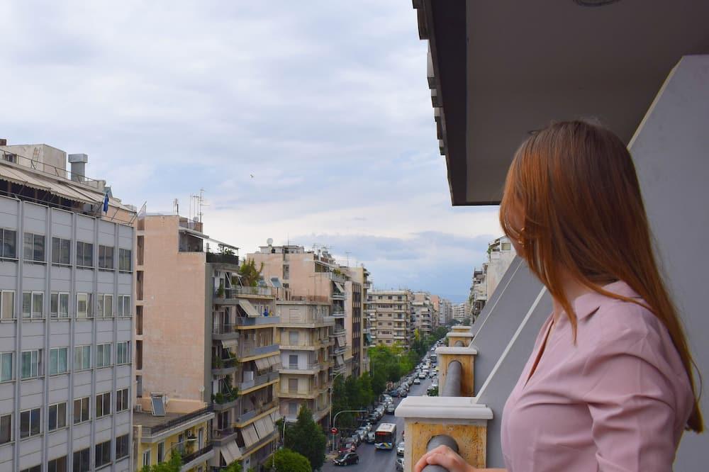Kamar Double atau Twin Standar - Pemandangan Balkon