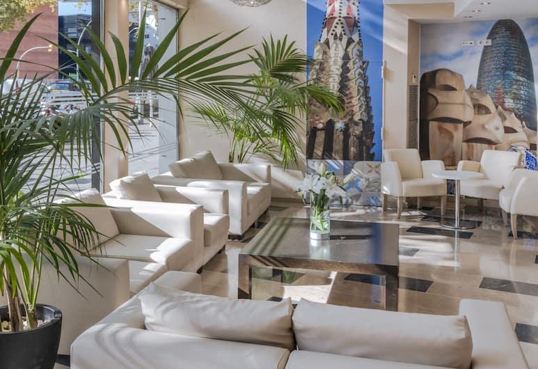 Serhs Hotel del Port, Barcelone, Salon de la réception