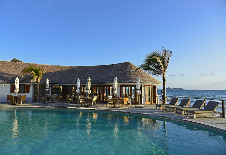 Hotel Manapany, St. Barthelemy, Pool