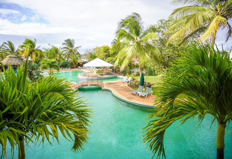 Coco Palm, Gros Islet, Standard Room, Pool View, Guest Room