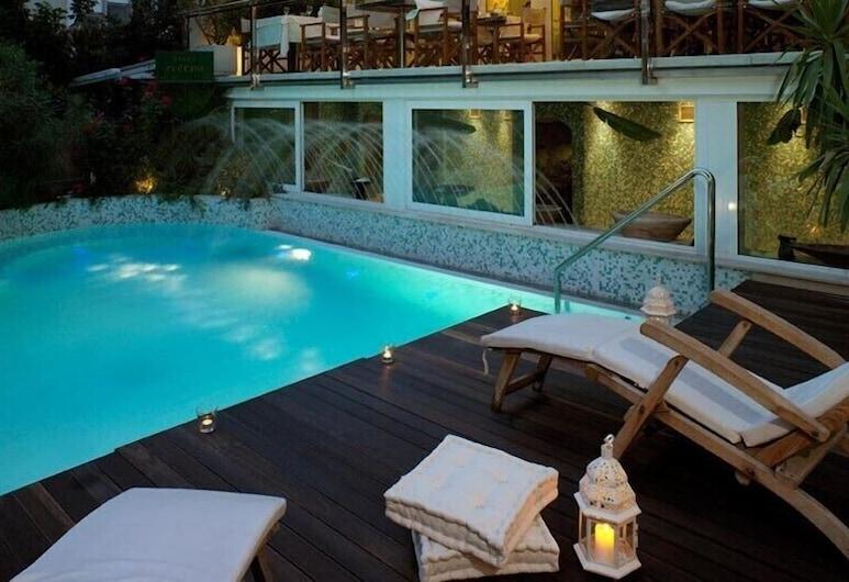 هوتل دوري آند سويت, ريتشوني, حمام سباحة