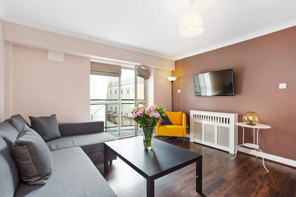 Apartemen, 1 kamar tidur (3 Adults) - Ruang Keluarga