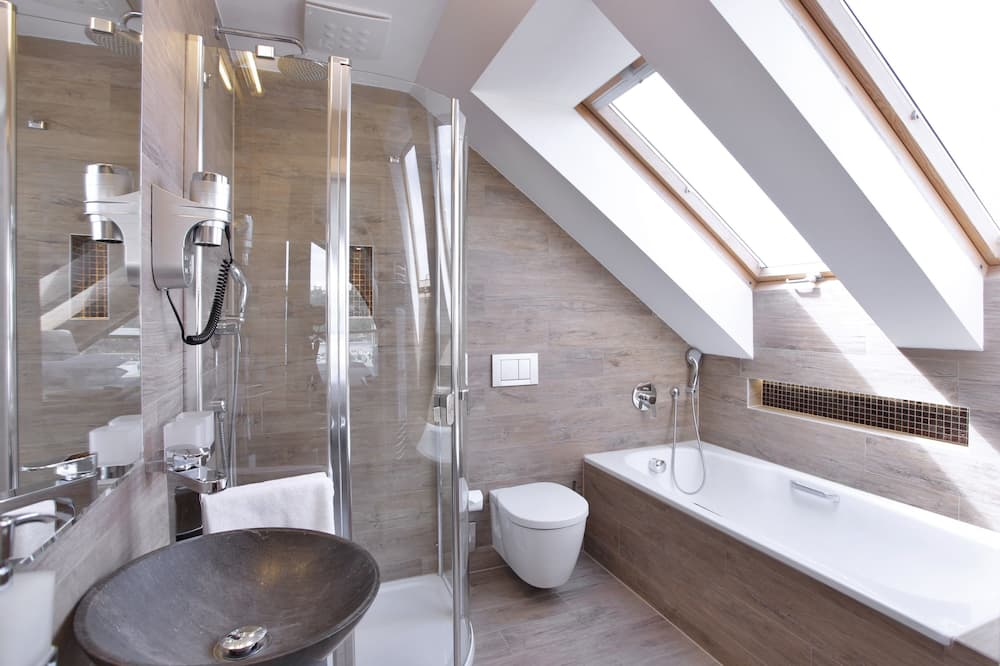Ексклюзивний двомісний номер - Ванна кімната