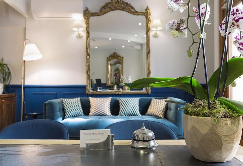 Hotel Mogador Opera - Paris, Paris, Resepsjon