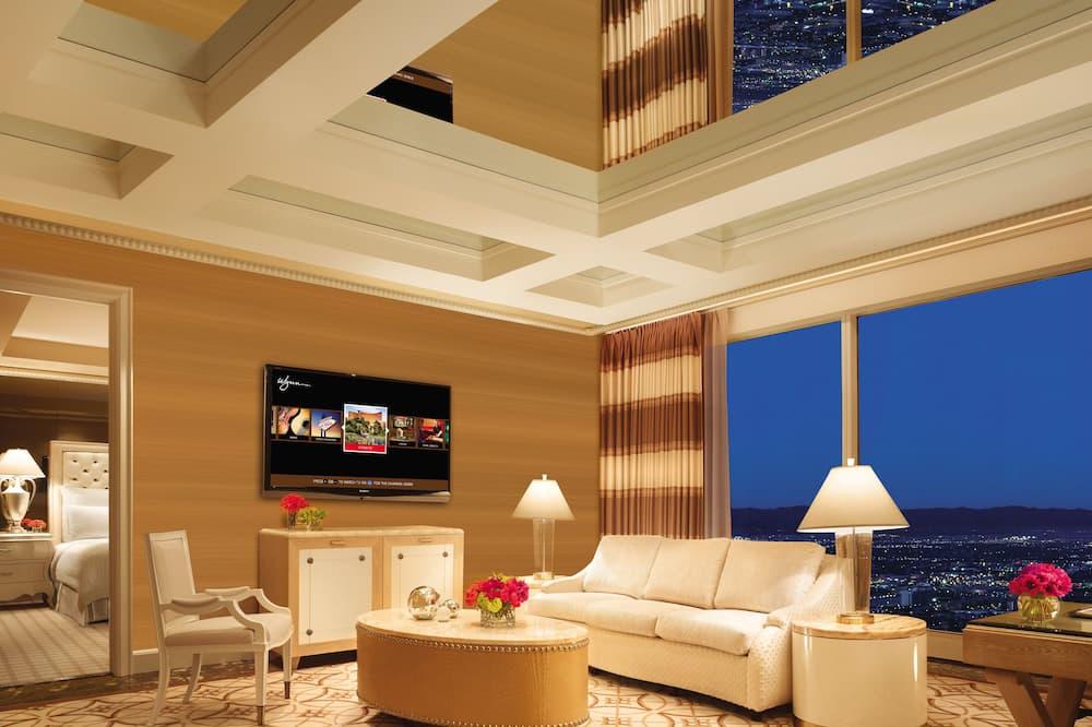 Wynn Tower Suite Parlor - Sala de estar