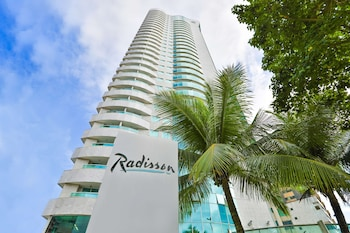 A(z) Radisson Hotel Recife hotel fényképe itt: Recife