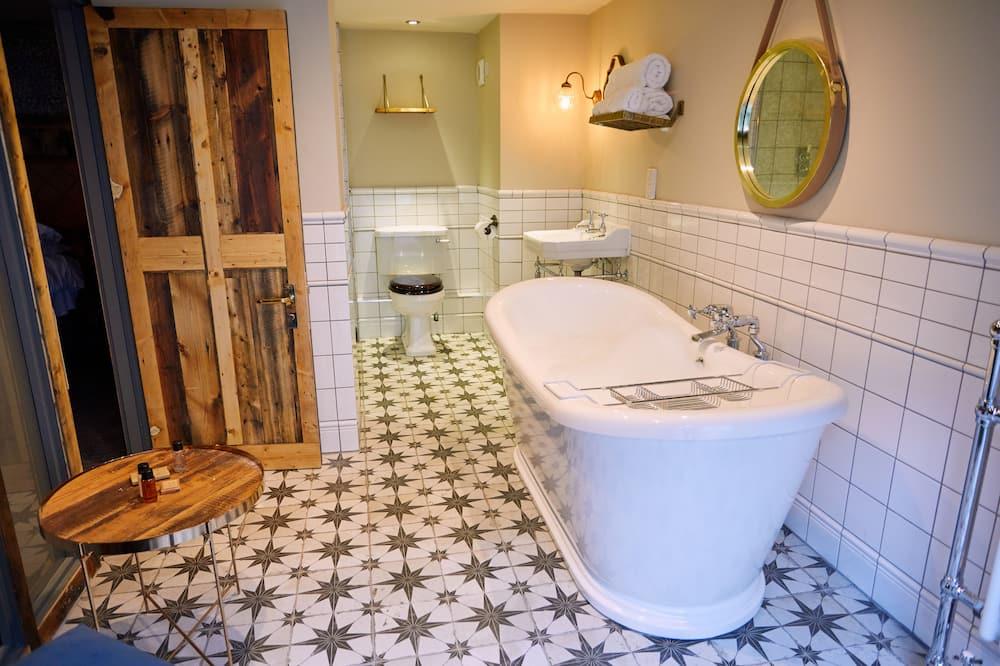 Dvojlôžková izba typu Deluxe (Feature Room) - Kúpeľňa