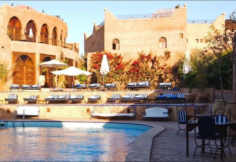 Kasbah Le Mirage, Marrakech, Piscina al aire libre