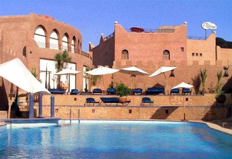 Kasbah Le Mirage, Marrakesh, Piscina all'aperto