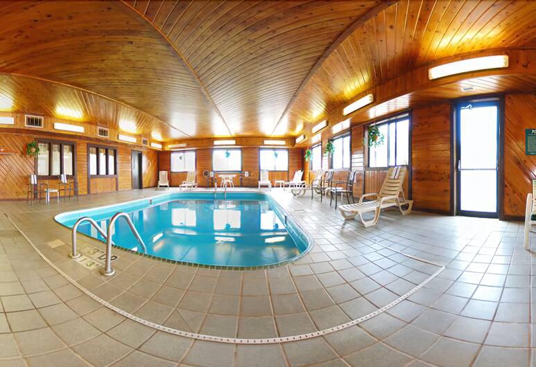 Motel 6 Omaha, Omaha, Krytý bazén