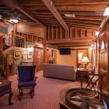 Люкс (Buffalo Bill Suite) - Зона гостиной