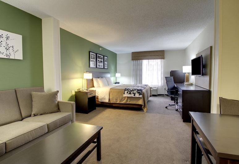Sleep Inn & Suites Smithfield near I-95, Smithfield, Guest Room