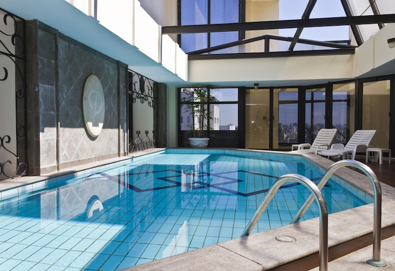 Le Premier Apartamentos, Sao Paulo, Pool