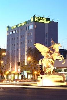 Bild vom Hotel Gran Legazpi in Madrid
